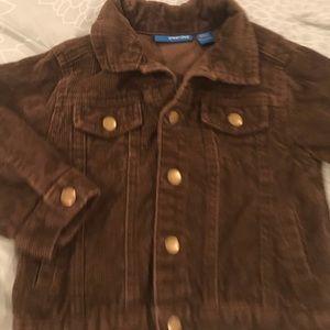🍁🍂greendog unisex brown cordouroy jacket